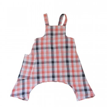 darling-peach-plaid-overall-front