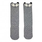 knee-socks-grey-raccoon