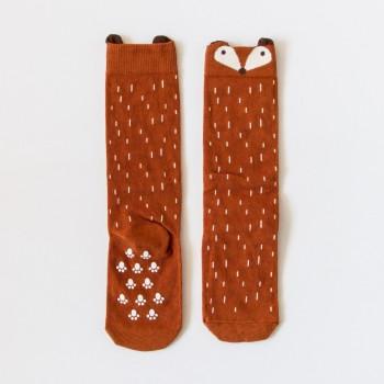 brown_raccoon_socks