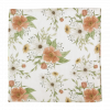Spring Blossom White Swaddle 1