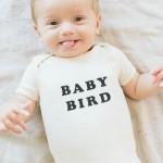 Baby Bird Onesie 2