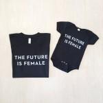 Future is Female Set