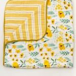 Buttercup Blossom Quilt 2