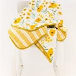 Buttercup Blossom Quilt 3
