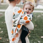Clementine Swaddle Lifestyle