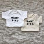 Baby Bird Onesies