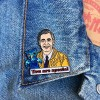 Mister Rogers Pin 1